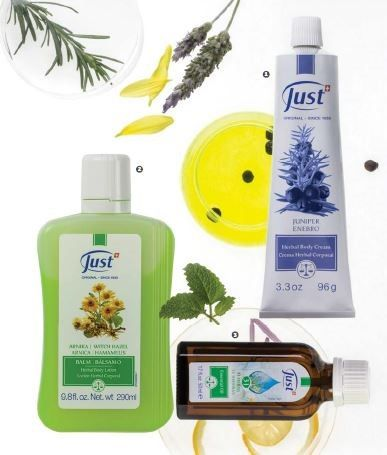 Productos Just Colombia